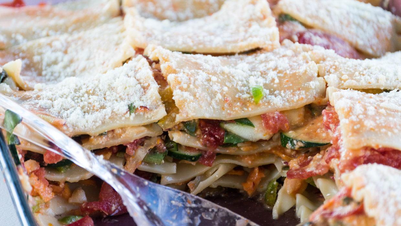 Lasagna Pasta Salad